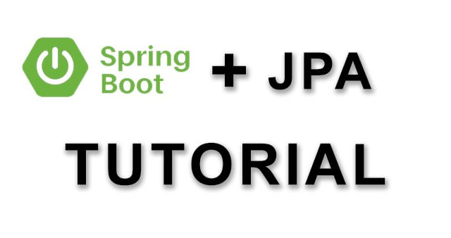 Spring Boot JPA Tutorial